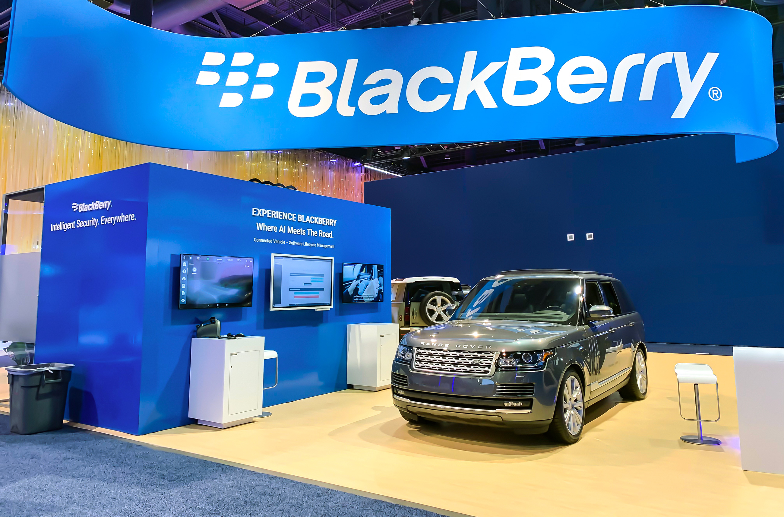 BlackBerry at CES